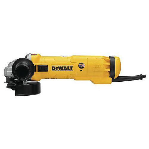 DEWALT 5-inch Barrel Grip Slide Switch Grinder (13Amp, 3,000rpm, E-Clutch)