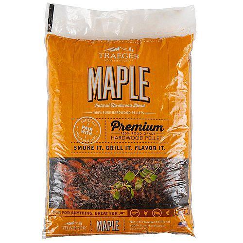 20 lb. Maple Pellets