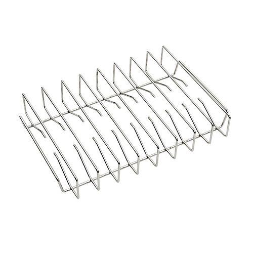 17.5-inch L x 12-inch D x 3.5-inch H Rib Rack