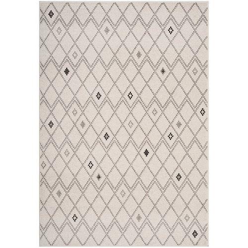 Safavieh Adirondack Ralph Ivory / Grey 8 ft. x 10 ft. Indoor Area Rug