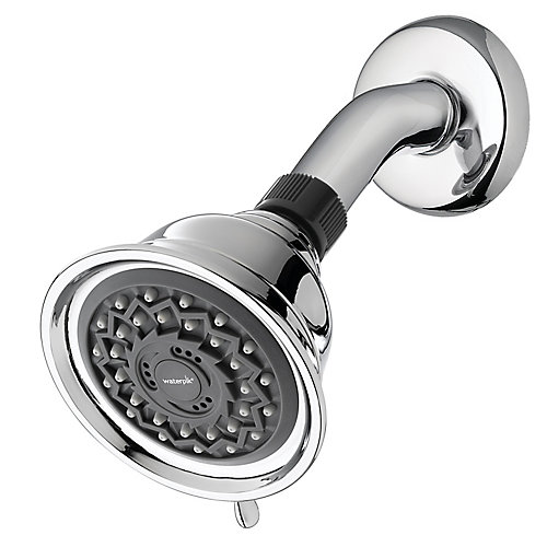 3 Spray PowerSpray Shower Head in Chrome