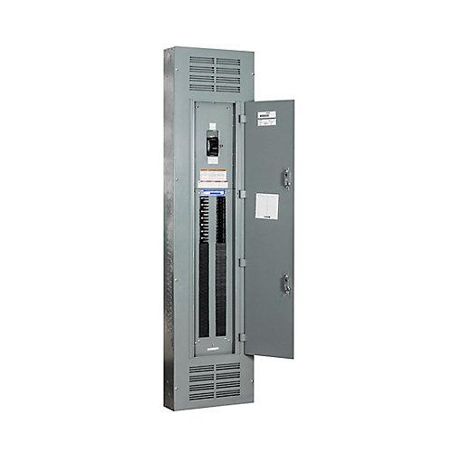 400 Amp, 84 Spaces/120 Circuits Maximum, NQ  Surface Mount Service Entrance Loadcentre