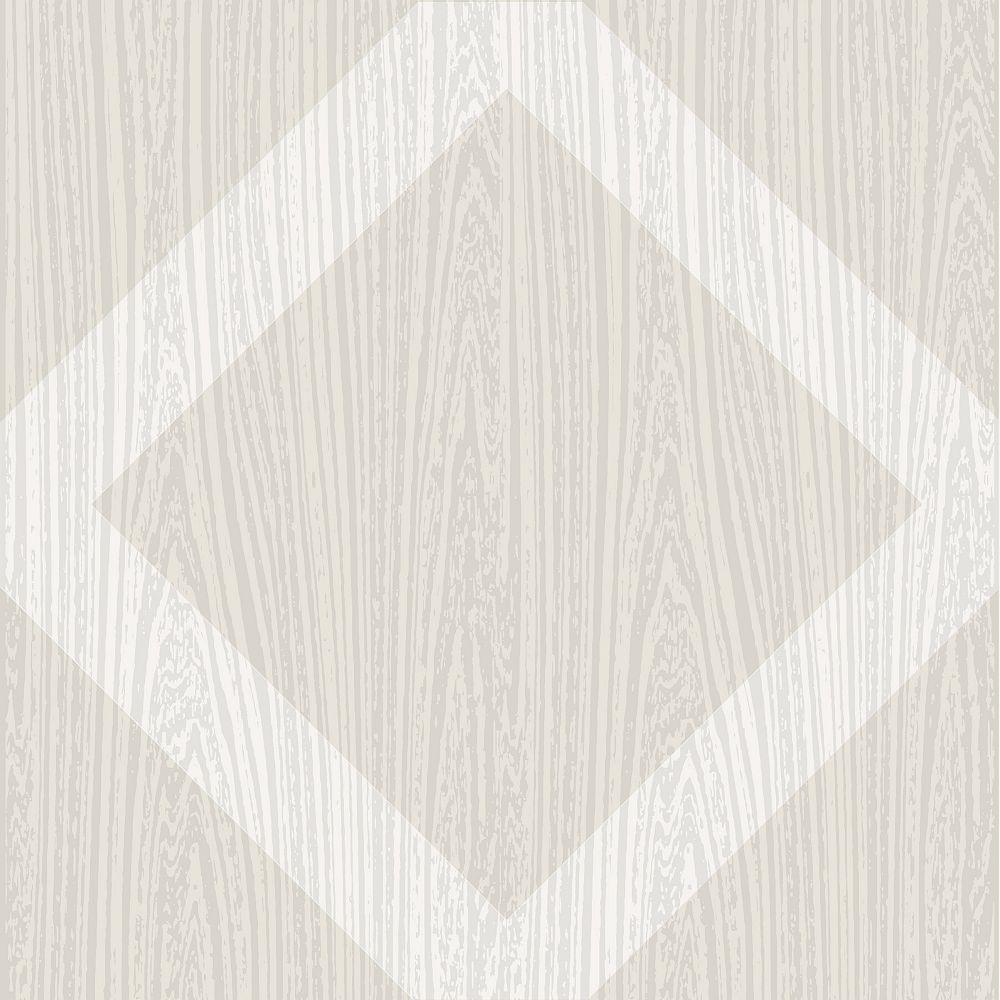 FloorPops Carreau en vinyle autocollant, motif illusion, 12 po x 12 po, 20 pi2/boîte