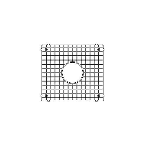 Grille d'évier PRECIS U 1.75 à diviseur bas (grande cuve)