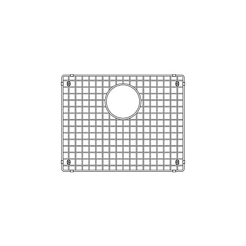 14.5 inch x 18.5 inch Sink Grid, Stainless Steel