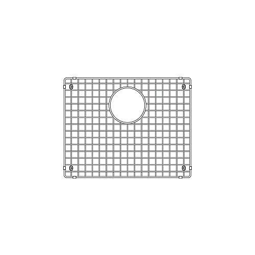 Blanco Sink Grid for QUATRUS U 1, Stainless Steel