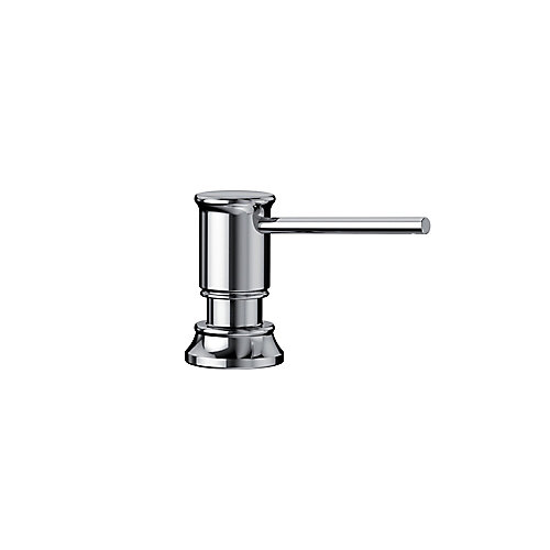 EMPRESSA Soap Dispenser, Chrome