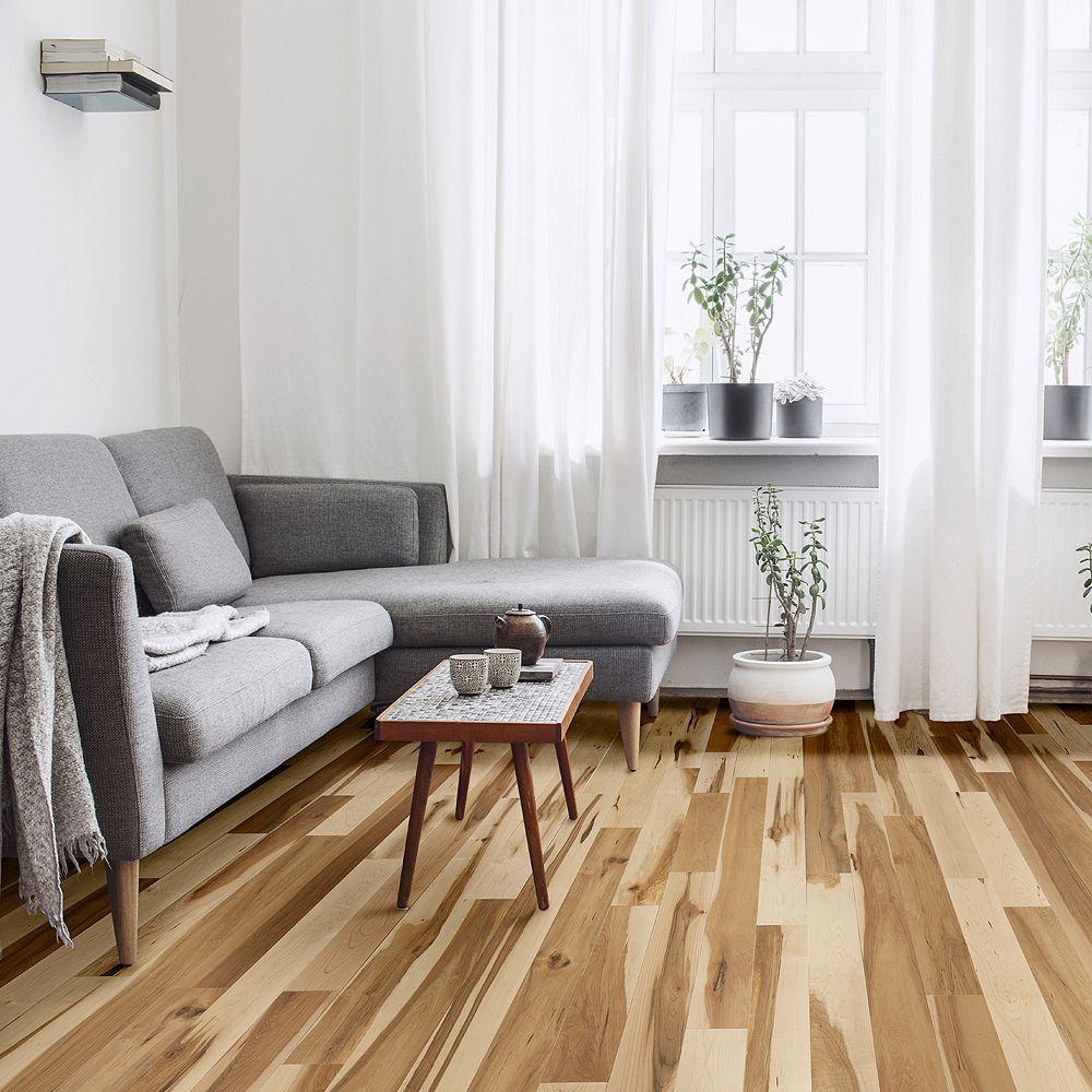 Canadian Solid Hardwood Flooring