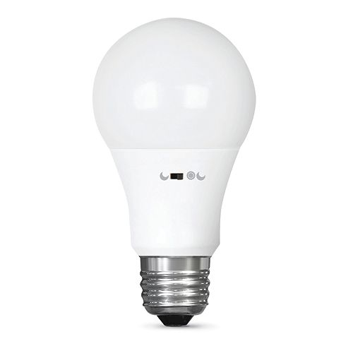 IntelliBulb Motion Activated 60W Eq Soft White (2700K) A19 90+ CRI LED Light Bulb