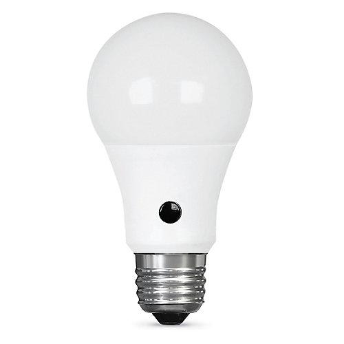 IntelliBulb Dusk to Dawn 60W Eq Soft White (2700K) A19 90+ CRI LED Light Bulb