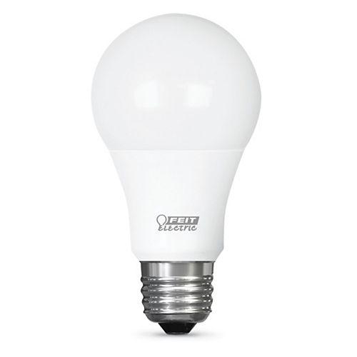 60W Eq Soft White (2700K) A19 IntelliBulb Switch to Dim 3-Level LED Light Bulb