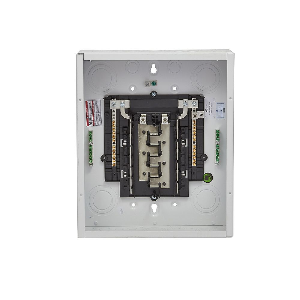 EATON Type BR Plug in Main lug Loadcentre