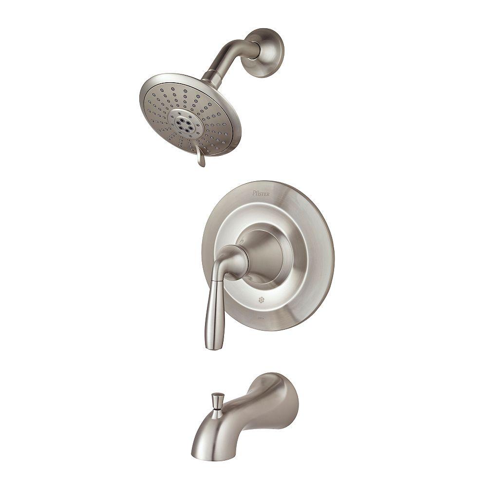 Pfister Iyla Tub and Shower Trim Brushed Nickel