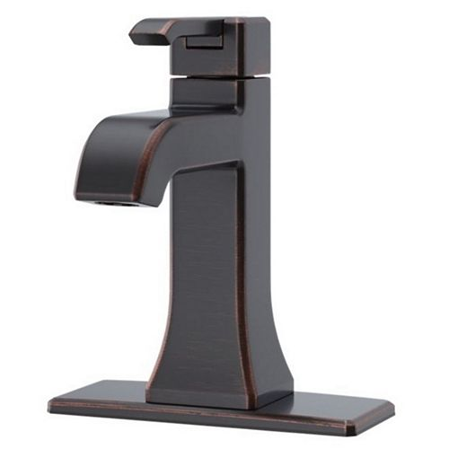 Park Avenue Single Control Lav Faucet Tuscan Bronze