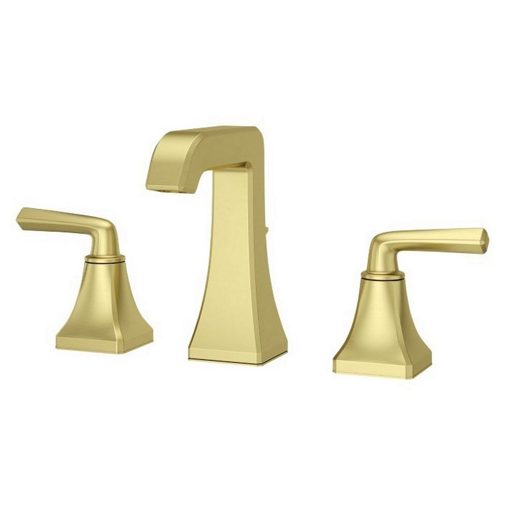 Pfister Park Avenue Widespread Brushed Gold