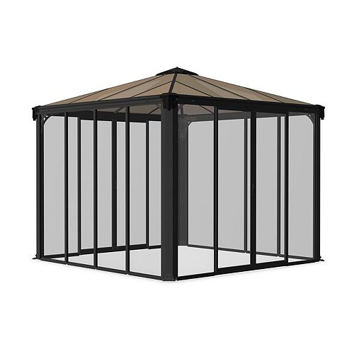 Palram Ledro 3000 Closed Gazebo