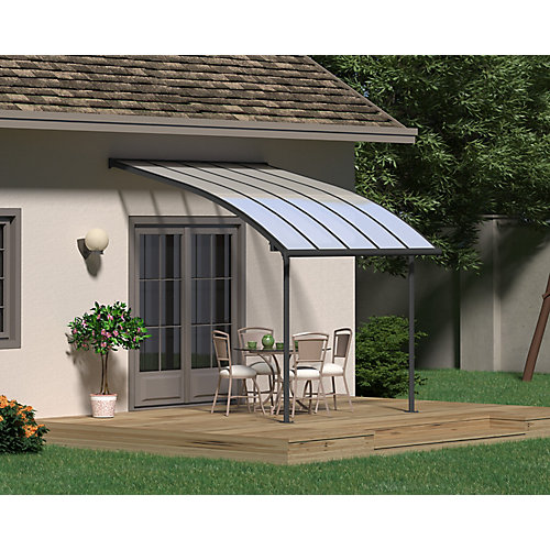 Joya Patio Cover System 10 ft. x 10 ft. - Grey