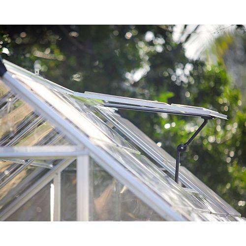 Roof Vent Kit for Hybrid/Mythos Silver Greenhouses