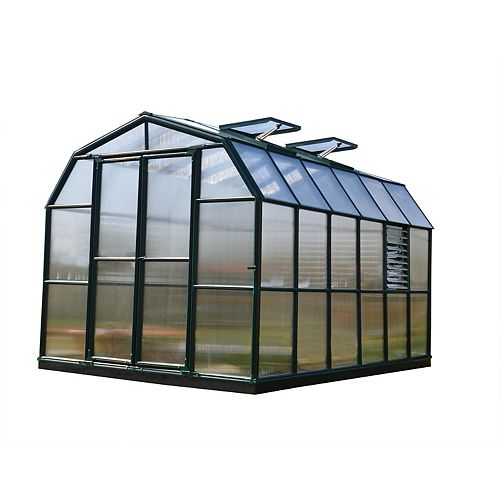 8 ft. x 12 ft. Prestige Greenhouse