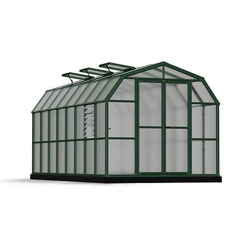 8 ft. x 16 ft. Prestige Greenhouse