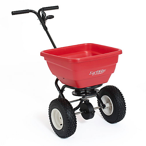 F80 Commercial Broadcast Spreader