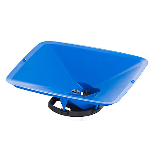 Optional High Output Interchangeable Tray for F80 Series