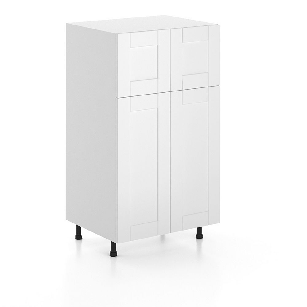 Eurostyle Tall Cabinet Oxford 30x49 in - Ready to Assemble