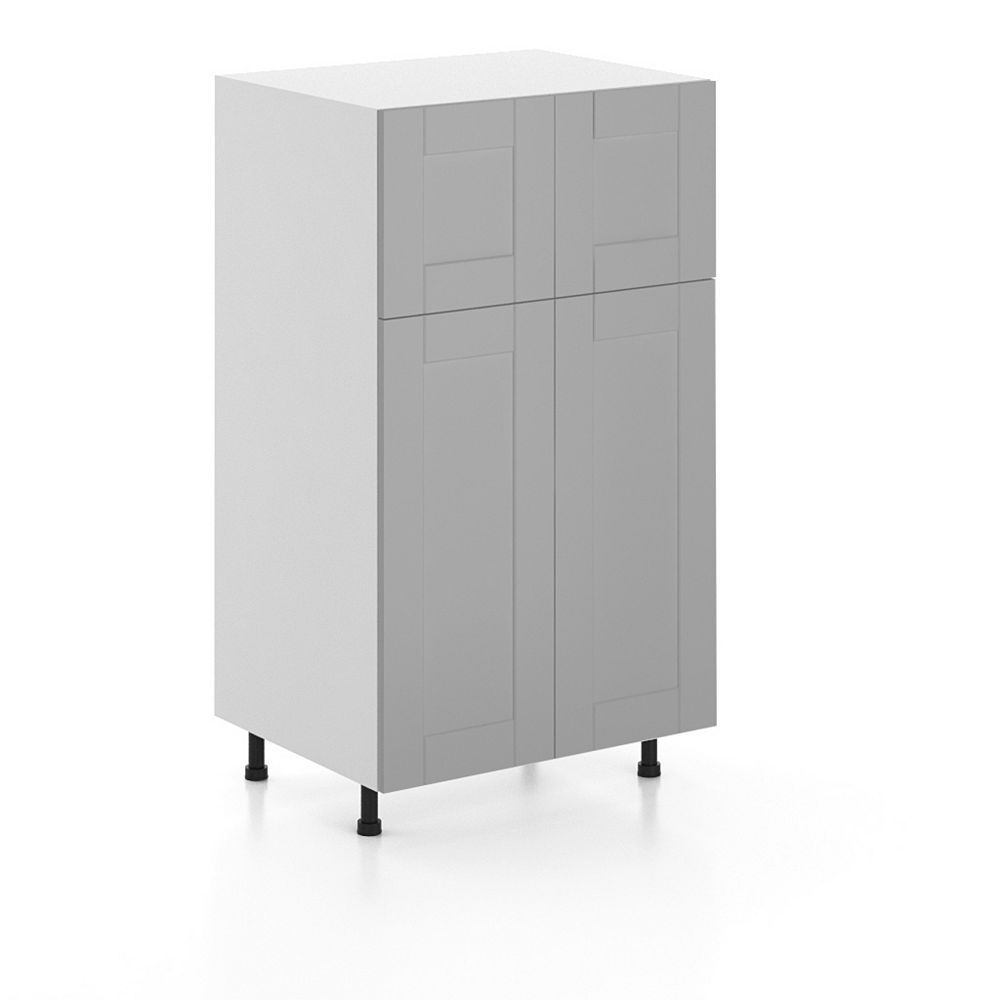 Eurostyle Tall Cabinet Cambridge 30x49 in - Ready to Assemble