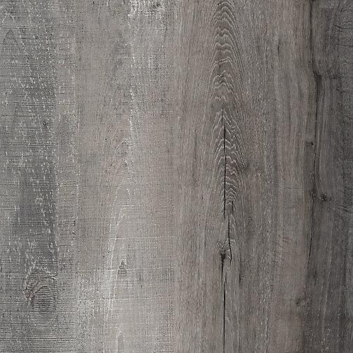 Sample - Distressed Wood Luxury Vinyl Flooring, 5-inch x 6-inch