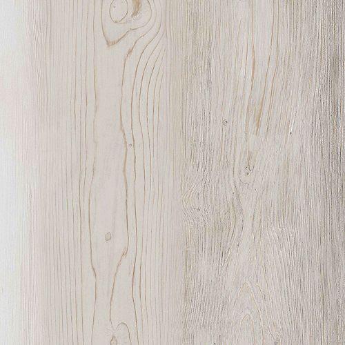 Sample - Frosted Oak Luxury Vinyl Flooring, 5-inch x 6-inch