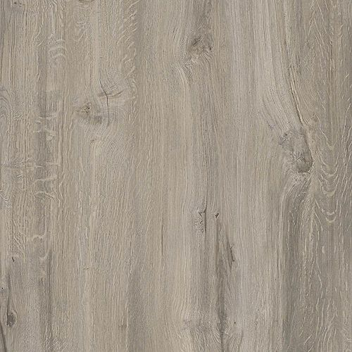 Sample - Sawn Oak Grey Luxury Vinyl Flooring, 5-inch x 6-inch