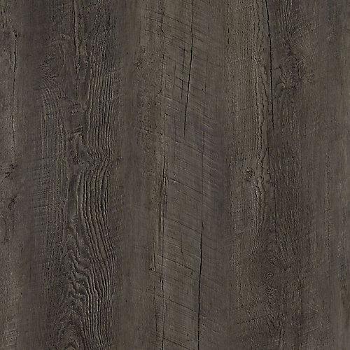 Sample - Dark Oak Luxury Vinyl Flooring, 5-inch x 6-inch