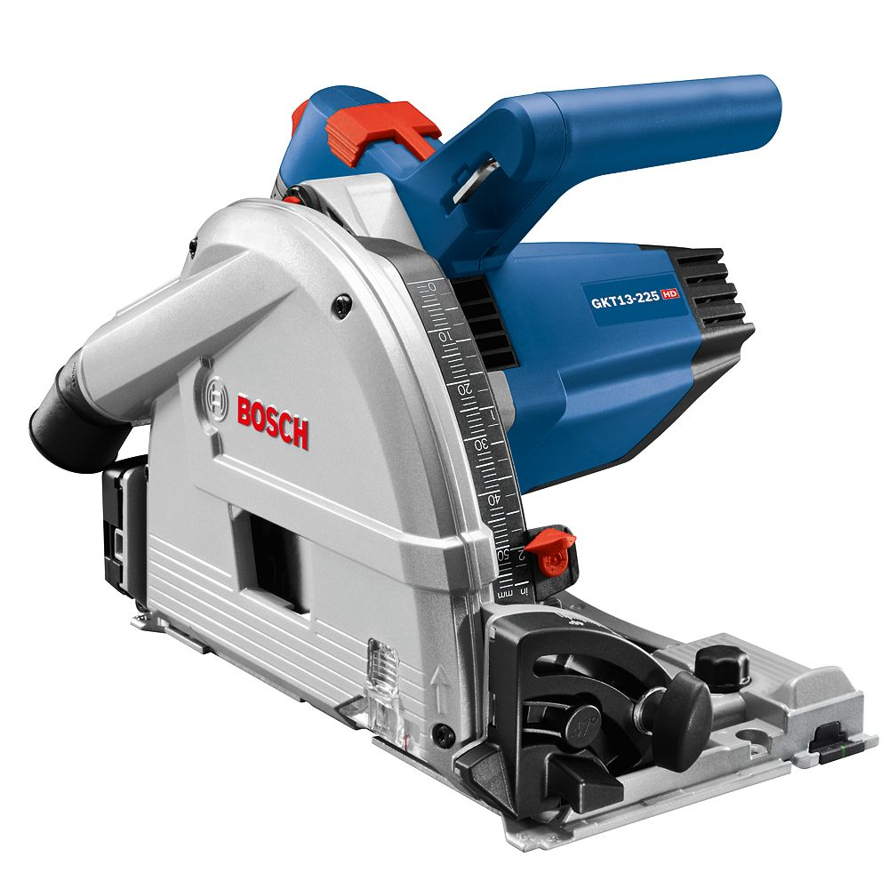 Bosch 6-1/2 inch Track Saw with Plunge Action and L-Boxx Carrying Case