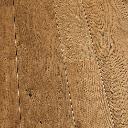 French Oak Montara 3/8-inch x 4 and 6-inch x Varying Length Click Hardwood Flooring (19.84 sq.ft./case)