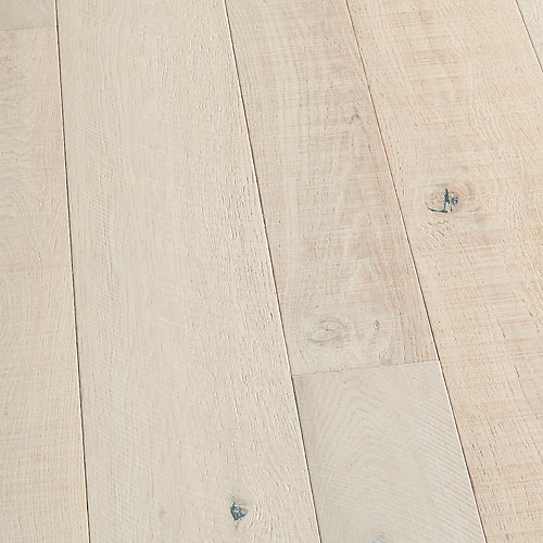 French Oak Santa Monica 3/8-inch x 4 and 6-inch x Varying Length Click Hardwood Flooring (19.84 sq.ft./case)