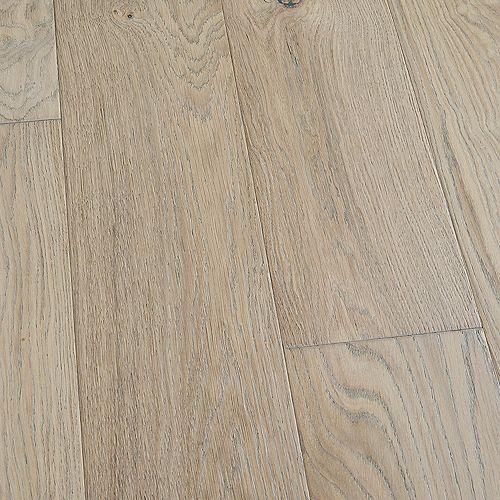 French Oak Mavericks 3/8-inch Thick x 6-1/2-inch Wide x Varying Length Click Lock Hardwood Flooring (23.64 sq. ft. / case)