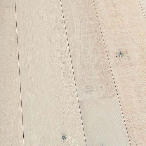 French Oak Santa Monica 1/2-inch x 5 and 7-inch x Varying Length Eng. Hardwood Flooring (24.93 sq.ft./case)