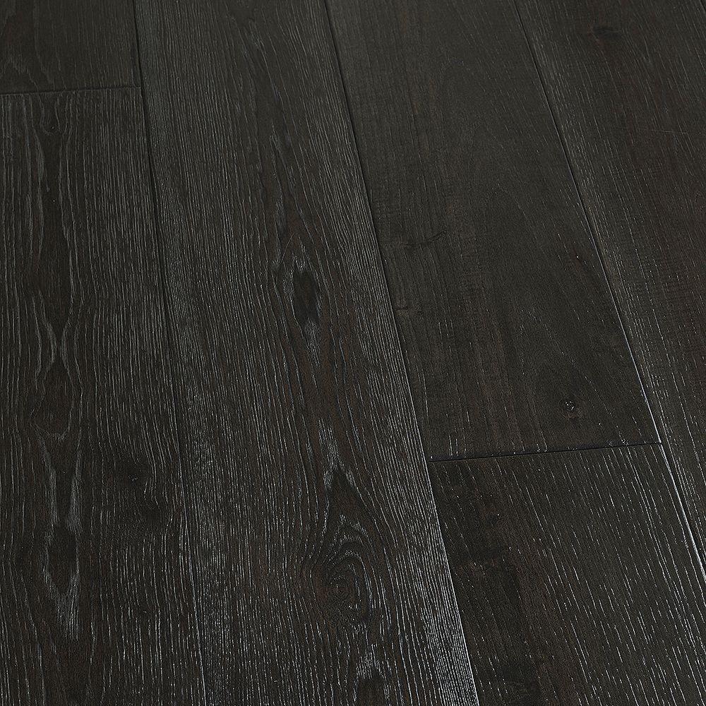 Malibu Wide Plank Plancher, bois d'ingénierie, 0,5 po x 7,5 po x longeurs variées, Caryer Scripps, 23,31 pi2/boîte