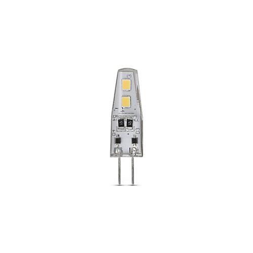 10W Eq Warm White (3000K) G4 Bi-Pin 12-Volt LED Light Bulb