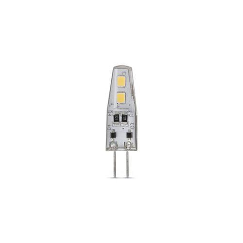 10-Watt Equivalent T4 G4 Bi-Pin Base 12-Volt Landscape LED Light Bulb Warm White 3000K
