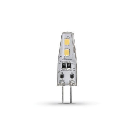Feit Electric Ampoule DEL Équivalente de 20 watts T4 à deux broches G4 Base 12 volts,  lumière du jour 5000K
