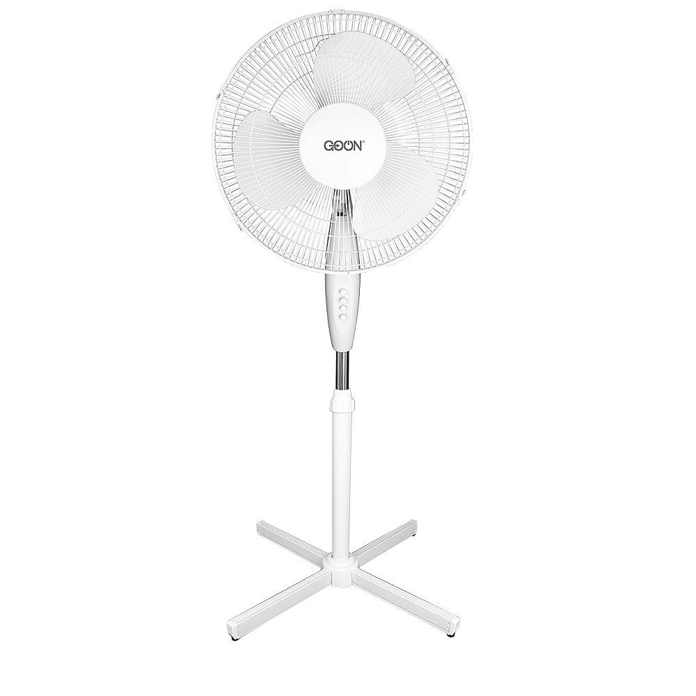 GoOn 16 inch Oscillating Stand Fan