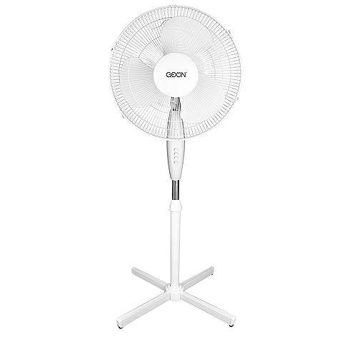 16 inch Oscillating Stand Fan
