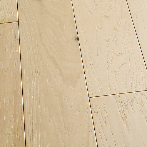 Hickory Vallejo 1/2-inch x 6 1/2-inch x Varying Length Engineered Hardwood Flooring (20.35 sq.ft./case)