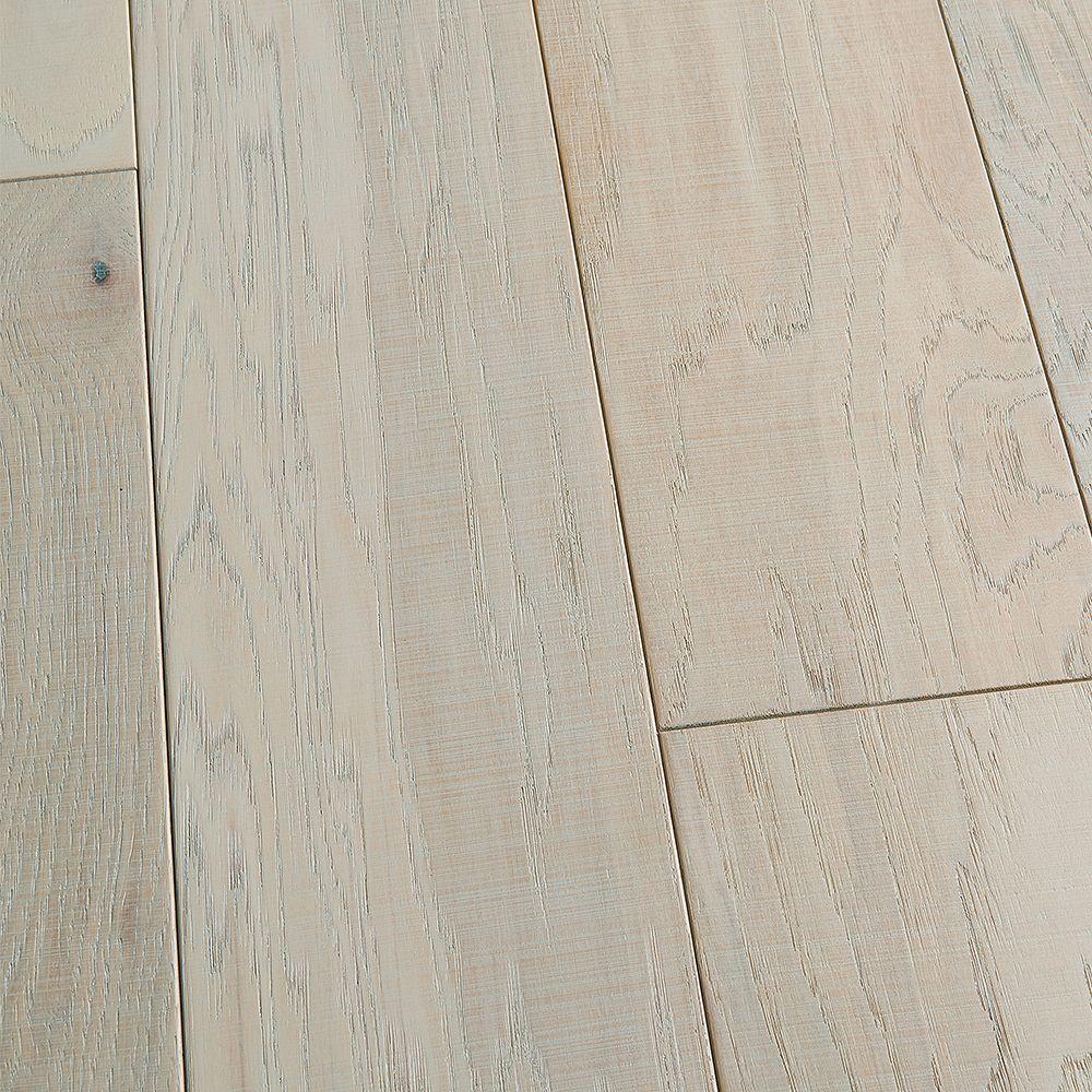 Malibu Wide Plank Plancher, bois d'ingénierie, 0,5 po x 6,5 po x longeurs variées, Caryer Granada, 20,35 pi2/boîte