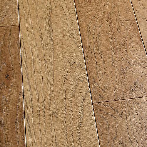 Hickory Bayside 1/2-inch x 6 1/2-inch x Varying Length Engineered Hardwood Flooring (20.35 sq.ft./case)