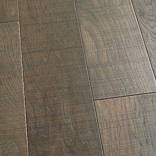 Hickory Manresa 1/2-inch x 6 1/2-inch x Varying Length Engineered Hardwood Flooring (20.35 sq.ft./case)