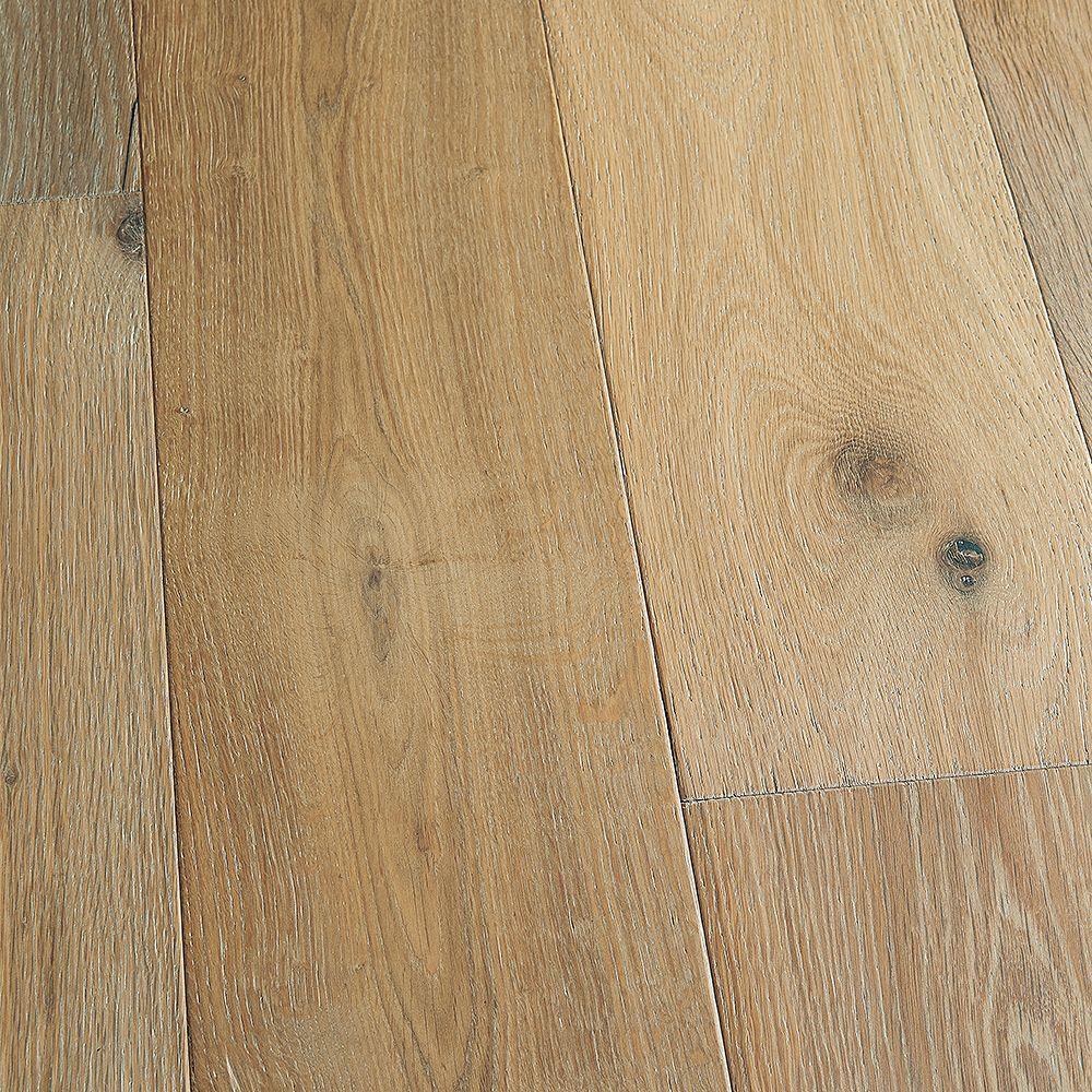 Malibu Wide Plank French Oak Belmont 1/2-inch x 7 1/2-inch x Varying Length Engineered Hardwood Flooring (23.32 sq.ft./case)
