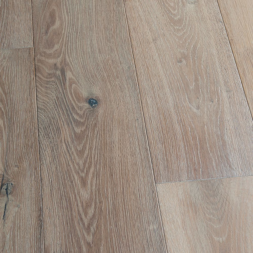 Malibu Wide Plank French Oak Newport 1/2-inch x 7 1/2-inch x Varying Length Engineered Hardwood Flooring (23.32 sq.ft./case)
