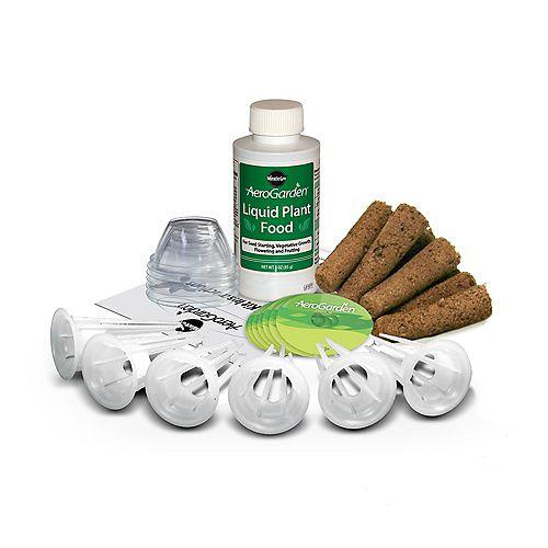 6-Pod Grow Anything Seed Kit